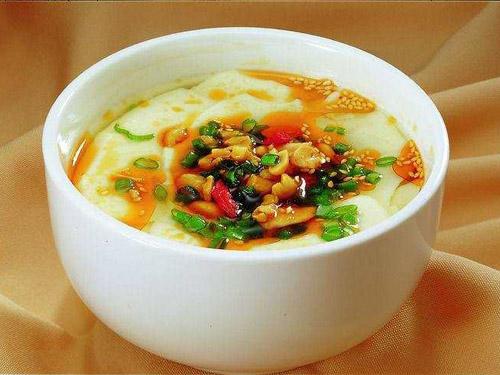 老北京豆腐脑